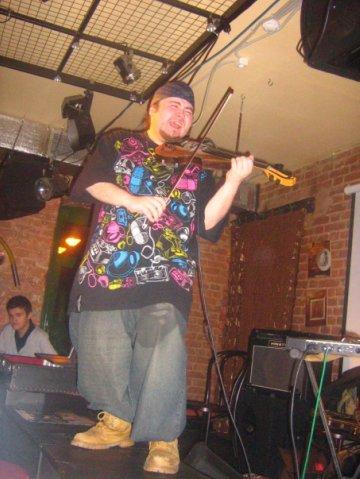 Феликс Лахути - скрипка
