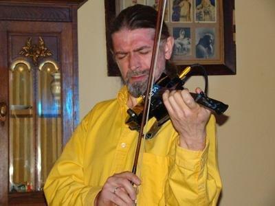 Георгий Осмоловский - скрипка