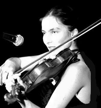 Кира Шулаева - скрипка