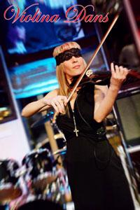 Анна Ракита - скрипка