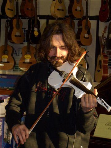 Александр Лучков - скрипка